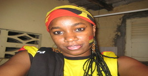 Niveamarisol 35 years old I am from Luanda/Luanda, Seeking Dating Friendship with Man