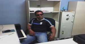 Edinho1975 43 years old I am from Salvador/Bahia, Seeking Dating Marriage with Woman
