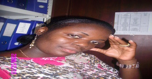Zulmira23 34 years old I am from Luanda/Luanda, Seeking Dating Friendship with Man