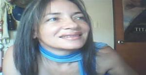 Bellaluz49 60 years old I am from Valledupar/Cesar, Seeking Dating Friendship with Man