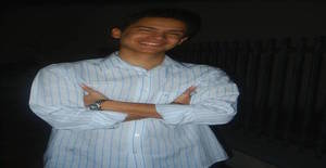 Juliandgm 34 years old I am from Medellin/Antioquia, Seeking Dating Friendship with Woman
