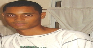 Gregorio1986 31 years old I am from Santo Domingo/Distrito Nacional, Seeking Dating Friendship with Woman