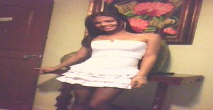 Marlene01 30 years old I am from Santo Domingo/Distrito Nacional, Seeking Dating Friendship with Man
