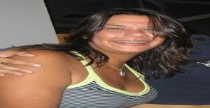 Miyema 47 years old I am from Puerto Ordaz/Bolivar, Seeking Dating Friendship with Man