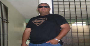 Crom_trueno 43 years old I am from Santo Domingo/Distrito Nacional, Seeking Dating Friendship with Woman