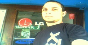 El_caliente_21 33 years old I am from Santo Domingo/Distrito Nacional, Seeking Dating Friendship with Woman