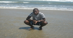 Dancj 39 years old I am from Maputo/Maputo, Seeking Dating Friendship with Woman