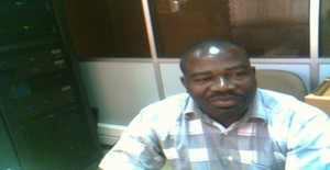 Luboph 54 years old I am from Luanda/Luanda, Seeking Dating Friendship with Woman