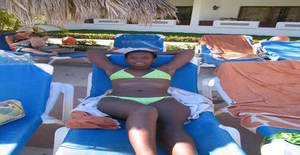 Tigresa026 33 years old I am from Santo Domingo/Santo Domingo, Seeking Dating with Man