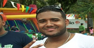 Amorol 31 years old I am from Santo Domingo/Distrito Nacional, Seeking Dating with Woman