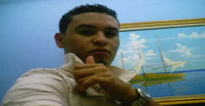 Elrompeto 31 years old I am from San Francisco de Macoris/Duarte, Seeking Dating Friendship with Woman
