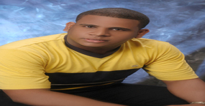 Domonic_ano79 38 years old I am from Santo Domingo/Santo Domingo, Seeking Dating Friendship with Woman
