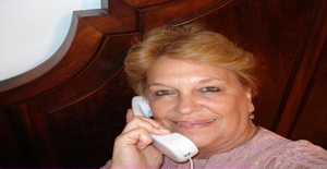 Charmosinha54 65 years old I am from Santo André/Sao Paulo, Seeking Dating Friendship with Man
