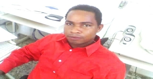 Henrymatos 46 years old I am from Santo Domingo/Distrito Nacional, Seeking Dating Marriage with Woman
