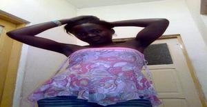 Sandragostosasem 31 years old I am from Luanda/Luanda, Seeking Dating Friendship with Man