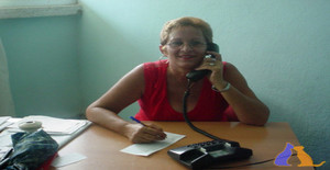 Leonena59 59 years old I am from Holguín/Holguin, Seeking Dating Friendship with Man