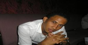 Arkangel_22 35 years old I am from Santo Domingo/Santo Domingo, Seeking Dating Friendship with Woman