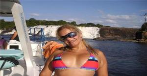 Xiomy64 53 years old I am from Puerto Ordaz/Bolivar, Seeking Dating Friendship with Man