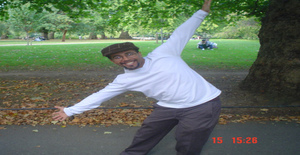 Alexfrombrazil 44 years old I am from Hounslow/Greater London, Seeking Dating Friendship with Woman