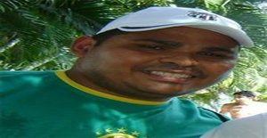 Ricardodarwin 42 years old I am from Fortaleza/Ceara, Seeking Dating Friendship with Woman