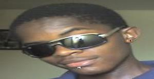 Kabevis_lp 28 years old I am from Luanda/Luanda, Seeking Dating Friendship with Woman