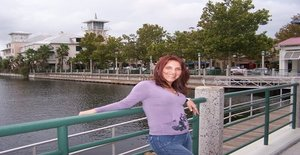 Simone1963 54 years old I am from Fort Lauderdale/Florida, Seeking Dating Friendship with Man