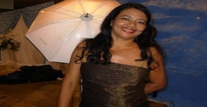 Marron. 56 years old I am from São Luis/Maranhao, Seeking Dating Friendship with Man