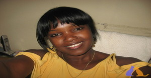 Gisaguia 36 years old I am from Luanda/Luanda, Seeking Dating Friendship with Man
