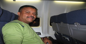 Wildiam 50 years old I am from Caracas/Distrito Capital, Seeking Dating Friendship with Woman
