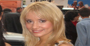 Blondblond23 33 years old I am from Ploiesti/Prahova, Seeking Dating Friendship with Man