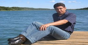 Airesvieira 51 years old I am from Goiânia/Goiás, Seeking Dating with Woman