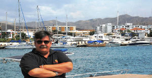 Abrassa 53 years old I am from Caracas/Distrito Capital, Seeking Dating Friendship with Woman