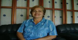 Blancagutierrez 62 years old I am from Cali/Valle Del Cauca, Seeking Dating Friendship with Man