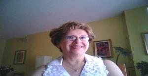 Elizabeth46 72 years old I am from Montreal/Quebec, Seeking Dating Friendship with Man