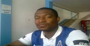 Redjuba 36 years old I am from Luanda/Luanda, Seeking Dating Friendship with Woman