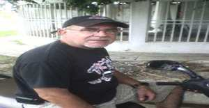 Pedroguerrero 60 years old I am from Caracas/Distrito Capital, Seeking Dating Friendship with Woman