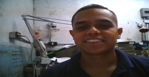 Davim 30 years old I am from Los Teques/Miranda, Seeking Dating with Woman
