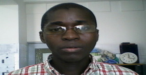 Kitumbasamy 34 years old I am from Luanda/Luanda, Seeking Dating Friendship with Woman
