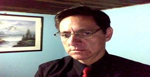 Amigoconsentidor 54 years old I am from Bogota/Bogotá dc, Seeking Dating Friendship with Woman