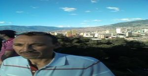 Carlos110658 60 years old I am from Medellín/Antioquia, Seeking Dating Friendship with Woman