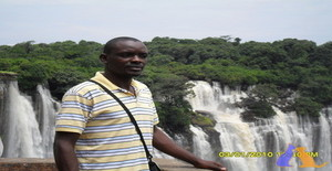 Donpedrock 41 years old I am from Luanda/Luanda, Seeking Dating Friendship with Woman