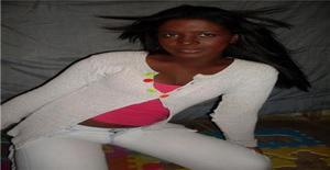 Afroadicta 32 years old I am from Bogota/Bogotá dc, Seeking Dating Friendship with Man