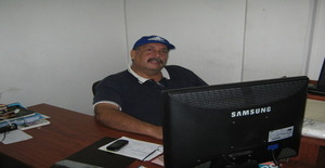 Migobe 63 years old I am from Valencia/Carabobo, Seeking Dating Friendship with Woman
