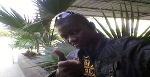 Aderito0592 33 years old I am from Luanda/Luanda, Seeking Dating Friendship with Woman