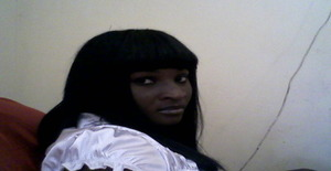 Catiagama 33 years old I am from Luanda/Luanda, Seeking Dating Friendship with Man