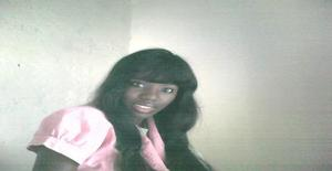 Djaly 30 years old I am from Luanda/Luanda, Seeking Dating Friendship with Man