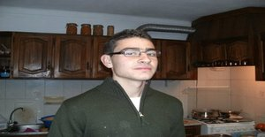 Marcelosantos* 25 years old I am from Lisboa/Lisboa, Seeking Dating with Woman