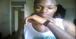 Junior Pembele 30 years old I am from Luanda/Luanda, Seeking Dating Friendship with Woman
