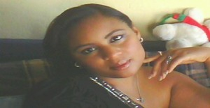 Lacris25 29 years old I am from Santo Domingo/Distrito Nacional, Seeking Dating Friendship with Man