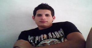 Asielito 29 years old I am from Santa Clara/Villa Clara, Seeking Dating Friendship with Woman